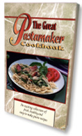 The Great Pasta Maker Cookbook